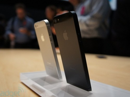 iPhone 5报价