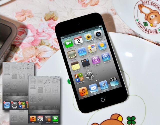 苹果 iPod touch4